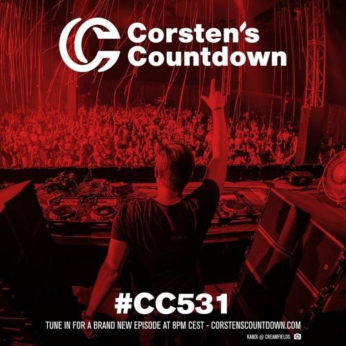 Corsten's Countdown 531 [August 30, 2017]