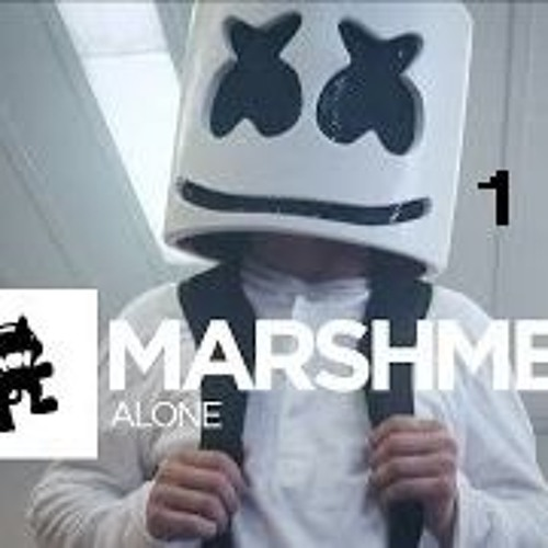 Marshmello I Alone 1 Hour [Official Monstercat Music Video