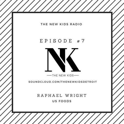 The New Kids episode 107 - Raphael Wright