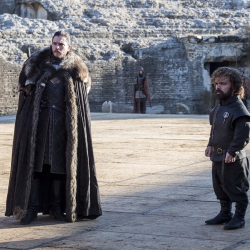 Cast without Banners: Game of Thrones S7 E7, 'The Dragon and the Wolf'- Incest, Yay! – w/ Paris  Lay