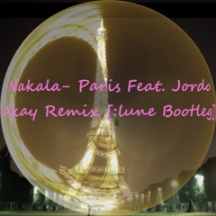 Nakala- Paris Feat. Jordo (Akay Remix [lunapire Bootleg])