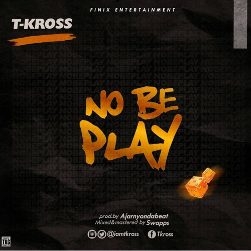 No Be Play [Prod. Ajarny]
