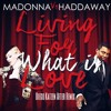 Madonna Vs Haddaway - Living For (What Is) Love (Diego Katzen After Rmx) 2k17 FreeDownload