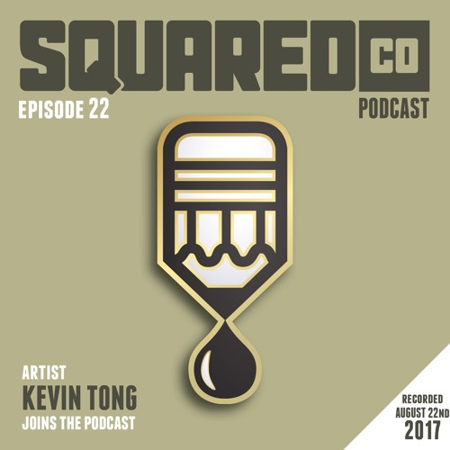 Episode 22 with Kevin Tong