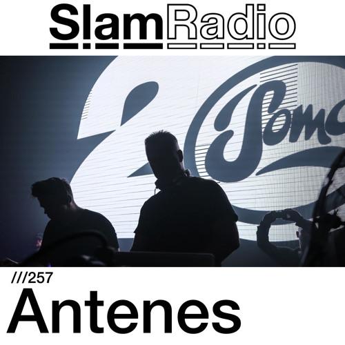 #SlamRadio - 257 - Antenes