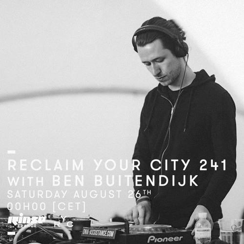 Reclaim Your City 241 | Ben Buitendijk