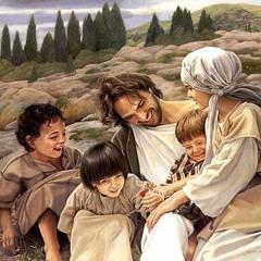 فرح في فرح على طول في يسوع