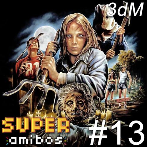 3dM 13 - Sexta-Feira 13 Partes 1, 2 e 3
