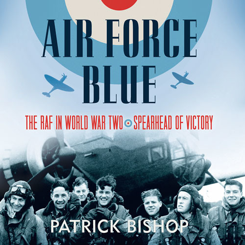 Air Force Blue, By Patrick Bishop, Read by Tim Frances