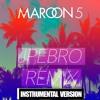 Maroon 5 - Cold Ft. Future (JPEBRO REMIX) [INSTRUMENTAL] [FREE DOWNLOAD!]