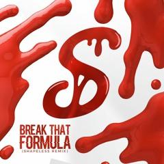 Vintage Culture - Break The Formula (Shapeless Remix)