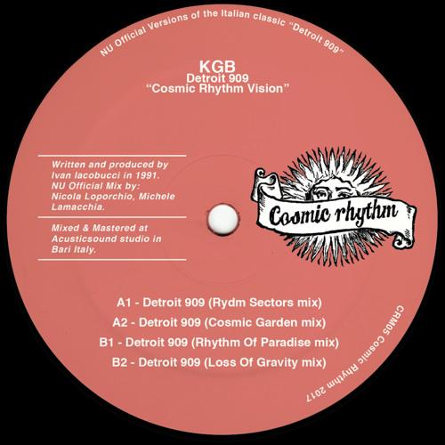 "DC Promo Tracks #95: KGB ""Detroit 909"" (Loss Of Gravity mix)"
