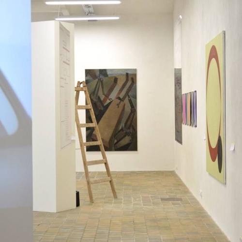 Galerie Kurzor: Podmínky nemožnosti - Ztráta času (Václav Magid)