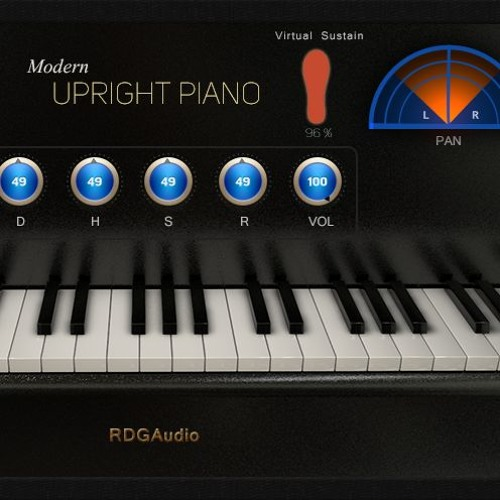 Modern Upright Audio Demo 1