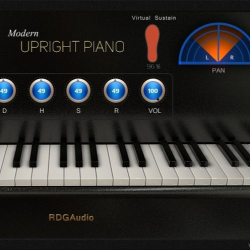 Modern Upright Audio Demo2