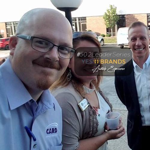 #502LeaderSeries Podcast no. 49: JP Davis   Card Payment Solutions   Customer Service Guru