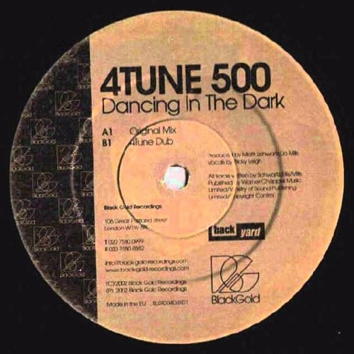 4TUNE 500 - Dancing In The Dark (JP Chronic BUrnout Remix)