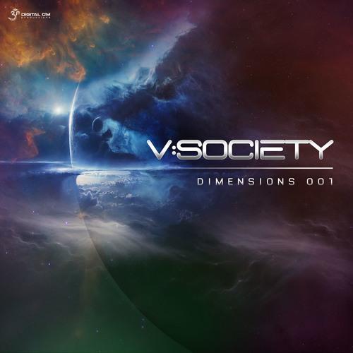 V SOCIETY -DIMENSIONS 001 DJ SET