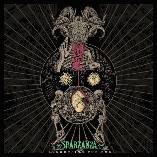 Sparzanza - Announcing The End