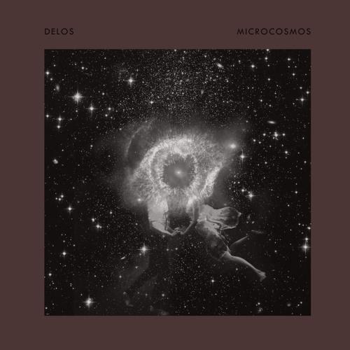 """DELOS INTRODUCING MICROCOSMOS 12"""" ALBUM Oct. 2017 KERNKRACH RECORDS"""
