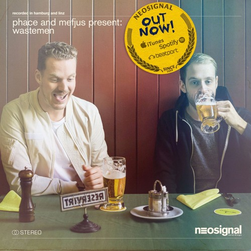Phace & Mefjus - Wastemen EP - [NEOSIGNAL] - out now!