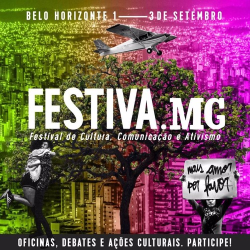 Festiva articula cultura, comunicação e ativismo em Minas Gerais
