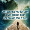 God Will Make A Way & Holy And Anointed One