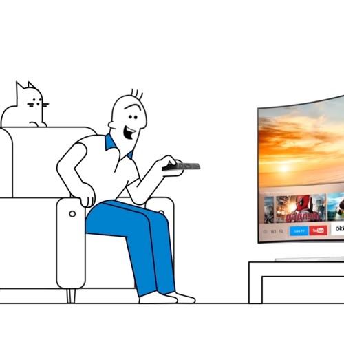 SAMSUNG SMART TV : Score