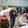 Alcalde explica la situación de hospitales en Corregimiento Centro, vereda El Carmín