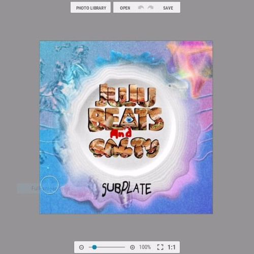 JuJu Beats x Salty - Subplate