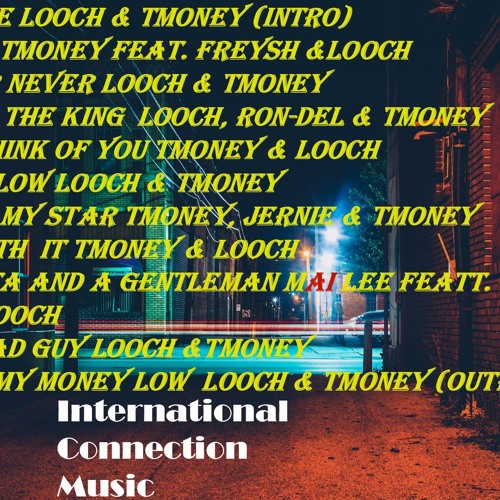 1- The Ride Feat. TMoney (Mixtape Intro)