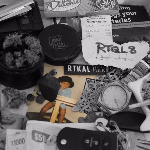 rtkal - rtql8 (the mixtape)