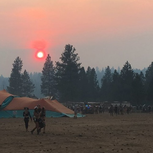 Oregon Eclipse Gathering 2017