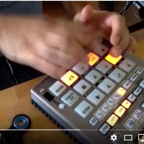 SP-404SX-Live - Finger - Drum