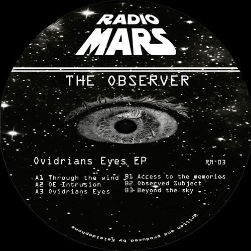 "THE OBSERVER Ovidrians Eyes (EP, 12"") RM003"