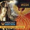 #034 - Mitos: Andromeda e Fênix / Shun e Ikki