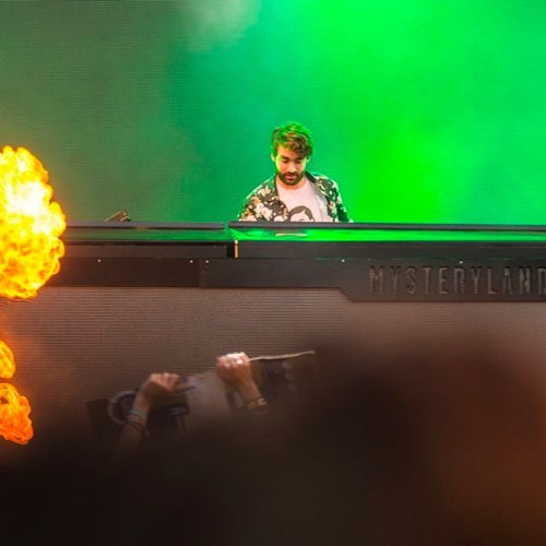 Oliver Heldens Interview at Mysteryland by Guettapen