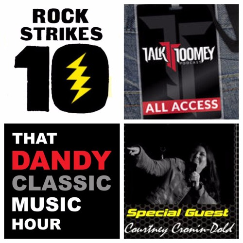 Ep 92:  Expo Interviews Ep 1 - Talk Toomey, Rock Strikes 10, Dandy Music Hour, Courtney of Pop!