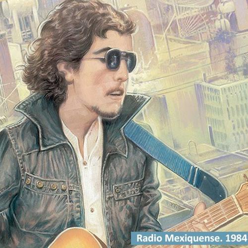 Rockdrigo en Radio Mexiquense, otoño de 1984