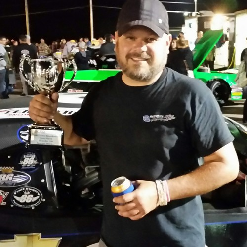 Ted Reuvers win at ELKO