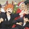 Karasuno singing Jingle Bells