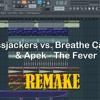 BassJackers Vs. Breathe Carolina & Apek - The Fever (SOBX REMAKE)