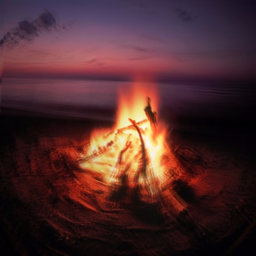 Campfire Stories 25 (Waning Light) by Martin Goodwin