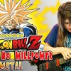 Dragon Ball Z - Hikari No Willpower (Trunks Theme) Guitar Cover [Metal Remix]