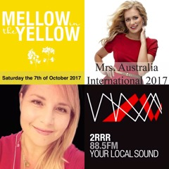 Leila McDougall Talking About Mellow In The Yellow On Big Breakfast 31st August 2017