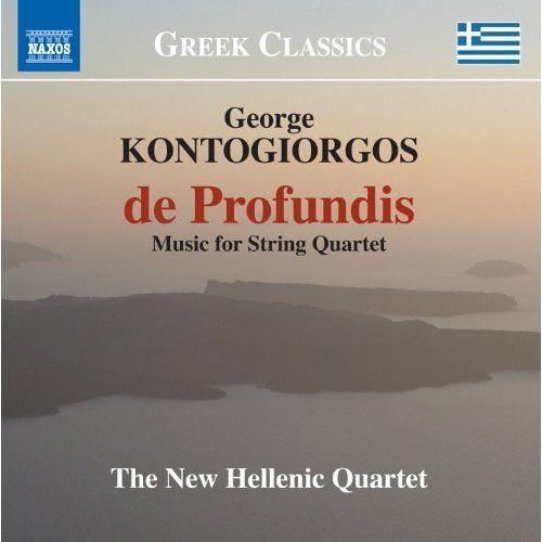 2nd String Quartet - de Profundis