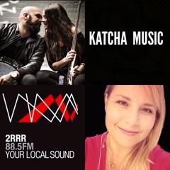 Katcha Live On 2RRR Big Breakfast On 2RRR 88.5FM On 31st Of August 2017