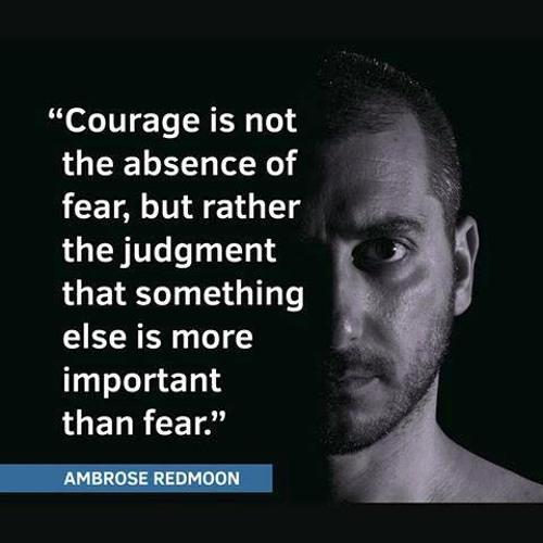 Initiation: Through the Fear