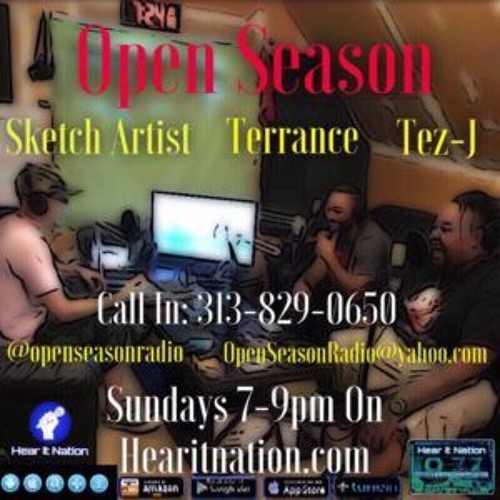 Open Season Radio [Replay 9-3-17]
