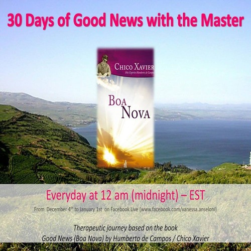 30 Days of Good News with the Master